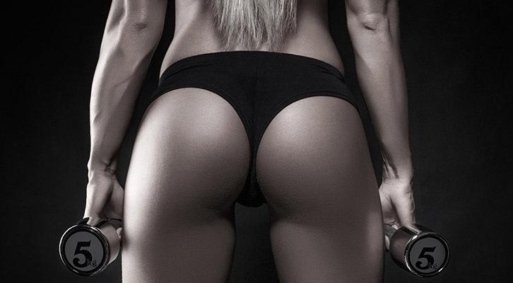 tight bum