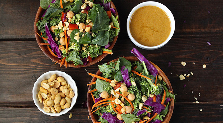 5 High Protein Salad Recipes that Taste Amazing