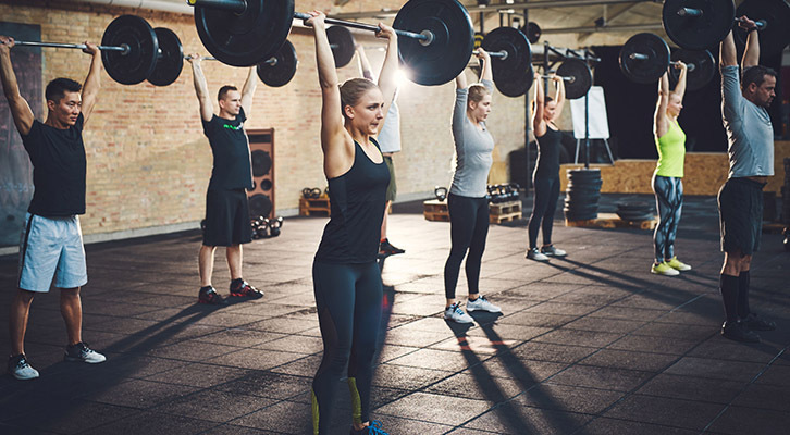 5 Reasons to Lift to Lose Weight