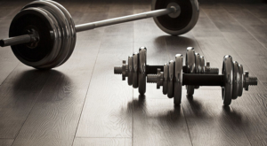 Barbell vs Dumbbell - reverse grip barbell row - barbell yates row