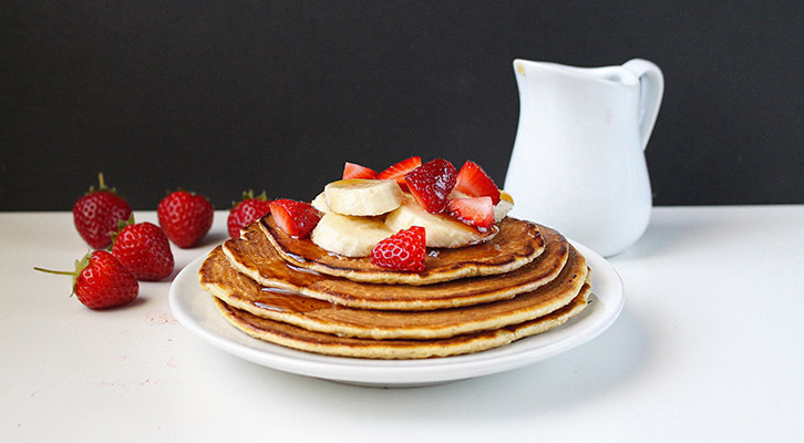 Simple Protein Pancakes