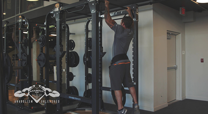 Use Strict Pull Ups to Eventually Go Weighted