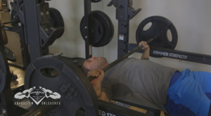 how to bench properly