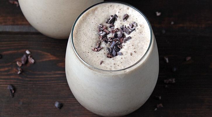 Café Mocha Protein Shake