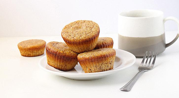 Coffee Protein Muffins