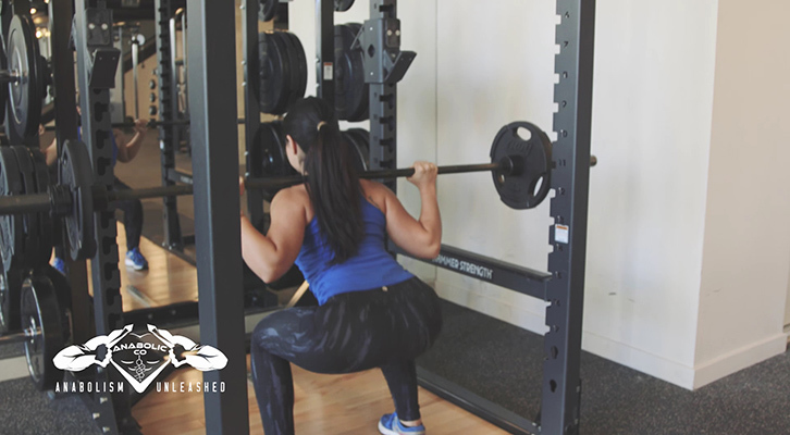 how to squat more