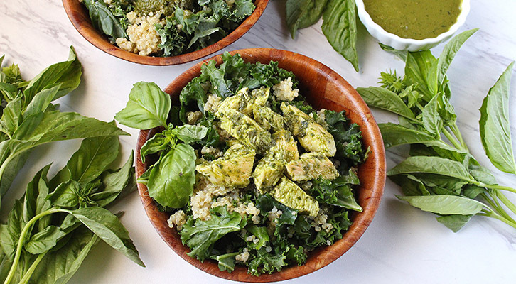 5 Kale and Quinoa Salad Recipes that are Nutrition Powerhouses